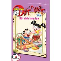 Thần đồng đất Việt (T123): Hồi sinh làng lụa - Nhiều tác giả