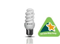 Bóng đèn Compact xoắn Rạng Đông 7W - CFL ST3 7W