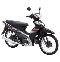 Xe máy SYM Elegant 100cc Phanh Cơ