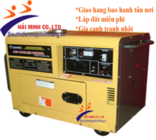 Máy phát điện Samdi 6800EC