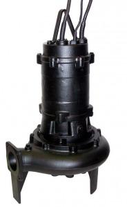 Máy bơm nước thải đặt chìm không phao Ebara 150 DML 55.5