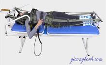 Giường kéo giãn cột sống điện YP-2012A