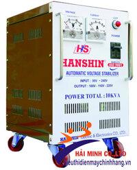 Ổn áp Hanshin 1 pha 10KVA
