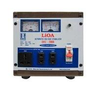Ổn áp Lioa DRI2000 (DRI-2000) - 2 KVA