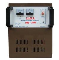Ổn áp Lioa DRII-7500 (DRII7500) - 7.5 KVA