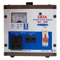Ổn áp Lioa SH-500 - 0.5KVA