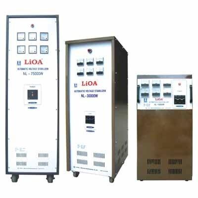 Ổn áp Lioa SH3-75K - 3 pha