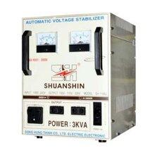 Ổn áp Shuanshin SH-1168J - 3KVA