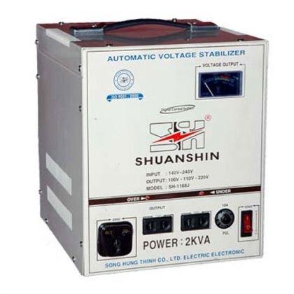 Ổn áp Shuanshin SH-1168J - 2KVA