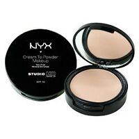 Phấn nền dạng nén NYX Stay Matte But Not Flat Powder Foundation SMP01 Ivory