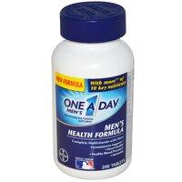 One A Day Men Health Formula Vitamins, 200 viên, xuất xứ Mỹ