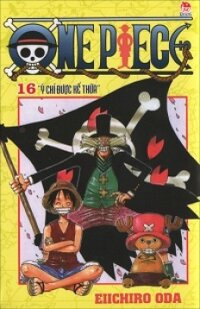 One Piece - Tập 16