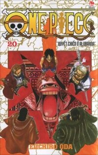 One Piece - Tập 20