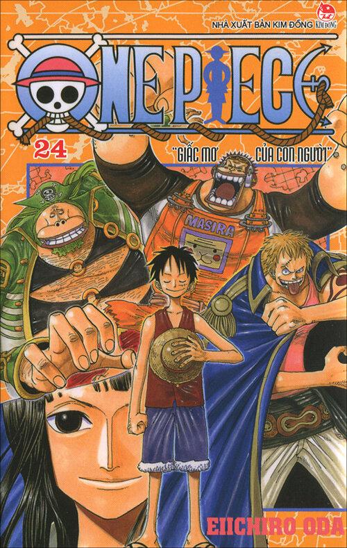 One Piece - Tập 24
