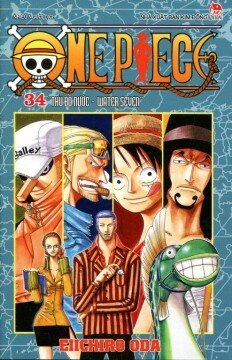 One Piece - Tập 34