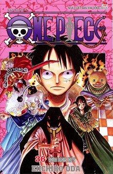 One Piece - Tập 36