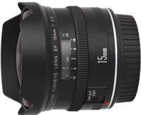Ống kính Canon EF 15mm f/2.8 Fisheye