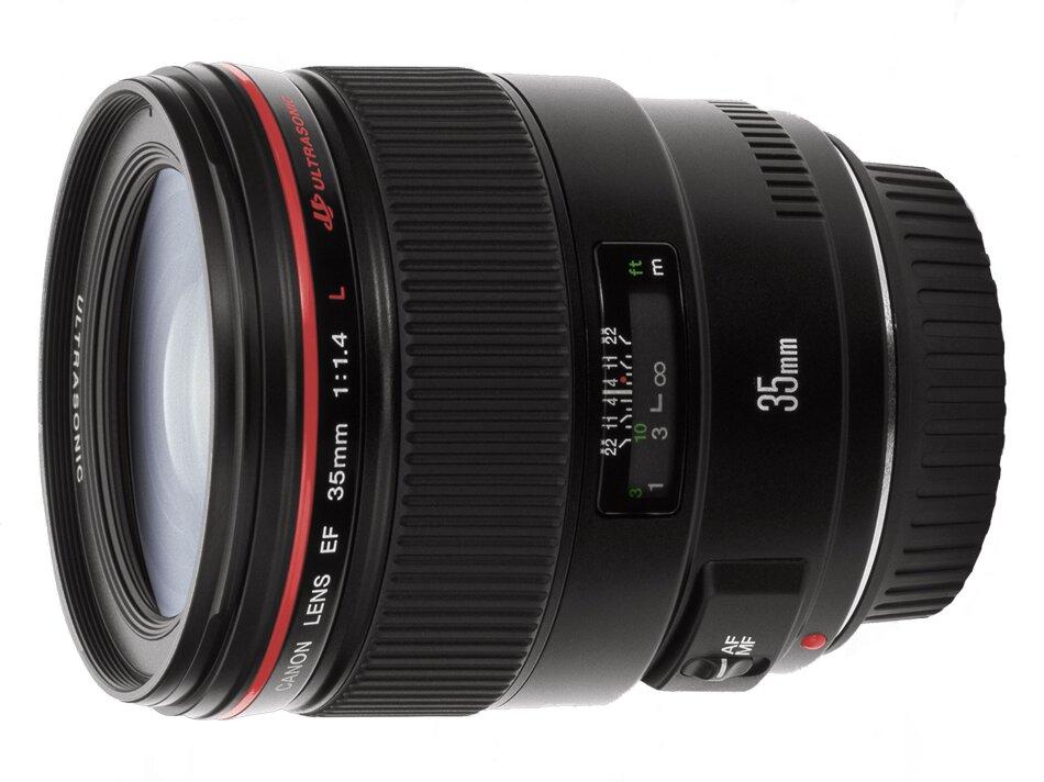 Ống kính Canon EF 35mm f/1.4L USM