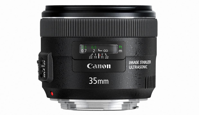 Ống kính Canon EF 35mm F2