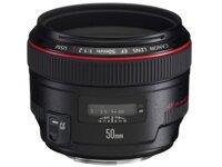Ống kính Canon EF 50mm (EF50mm) f/1.2L USM - Hàng nhập khẩu