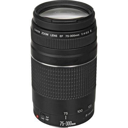 Ống kính Canon EF 75-300mm f/4-5.6 III