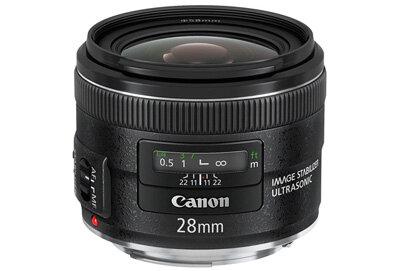 Ống kính Canon EF28mm f/2.8