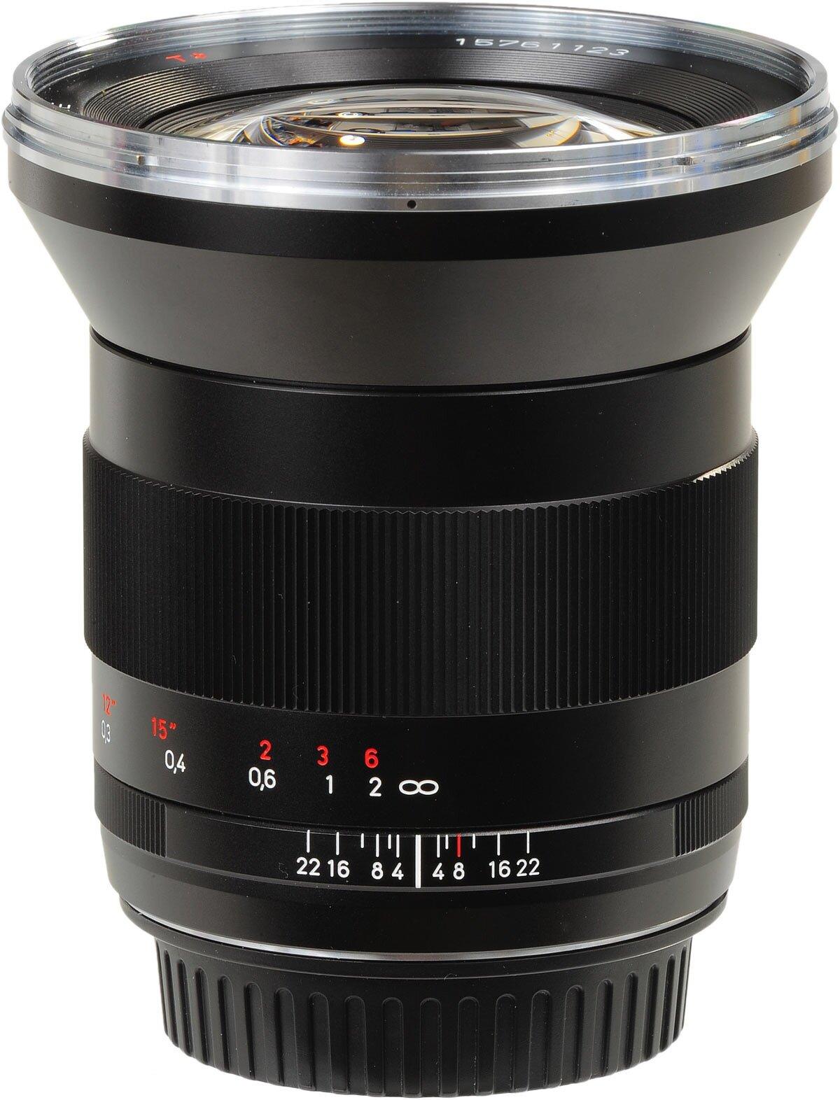 Ống kính Carl Zeiss Distagon 21mm F2.8 ZE