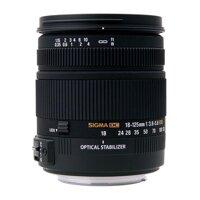 Ống kính cho máy Canon Sigma 18-125mm f3.8-5.6 DC OS HSM