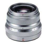 Ống kính Fujifilm XF35mm F2 R WR - màu đen/ bạc