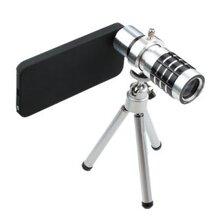 Ống kính Lens 12x cho điện thoại iPhone 5 5S