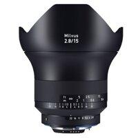 Ống kính - Lens Zeiss Milvus 15mm f/2.8 ZF.2 Lens for Nikon F