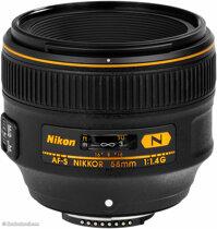 Ống kính Nikon 58mm F1.4 Nano