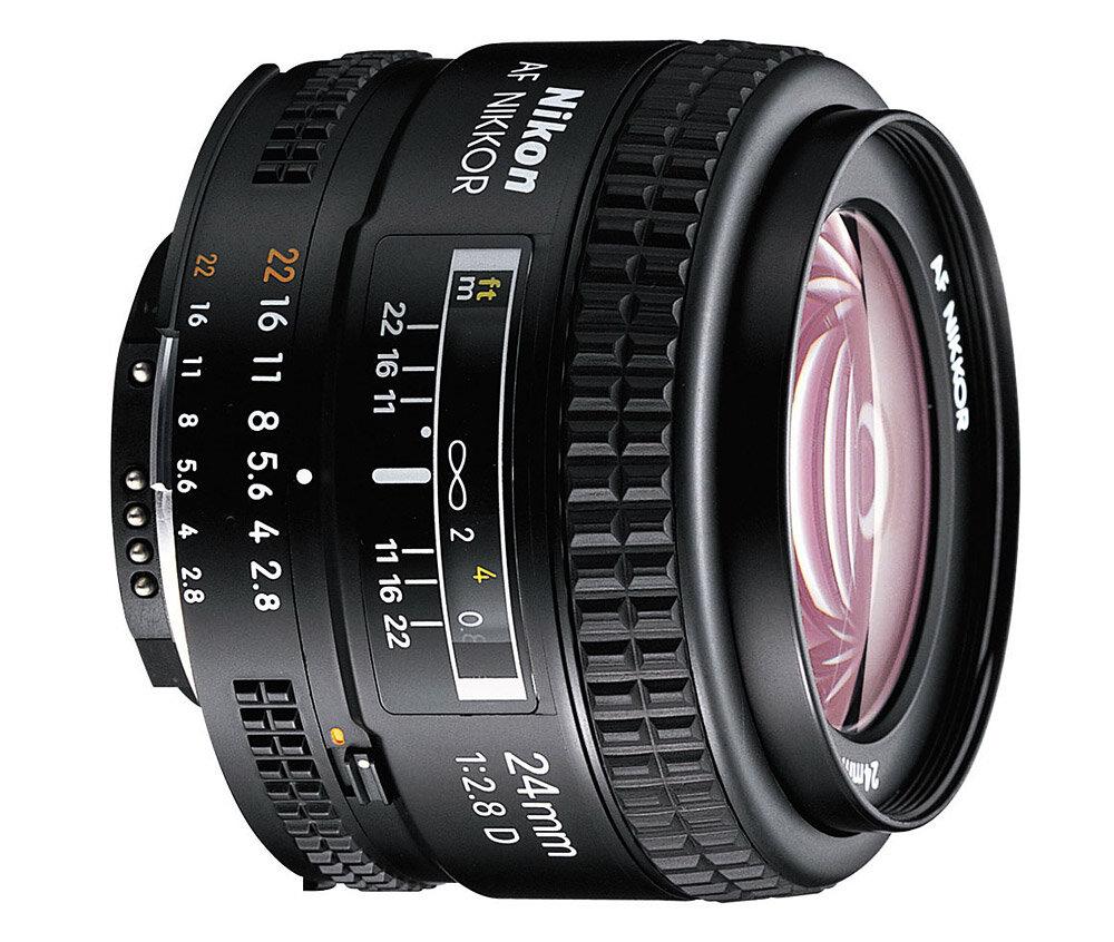 Ống kính Nikon AF Nikkor 24mm f/2.8D