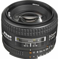 Ống kính Nikon AF Nikkor 50mm f/1.4D
