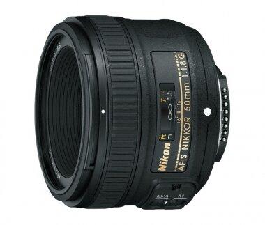 Ống kính Nikon AF-S 50mm f/1.8G (Chính hãng)