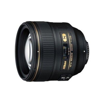 Ống kính Nikon AF-S Nikkor 85mm f/1.4G