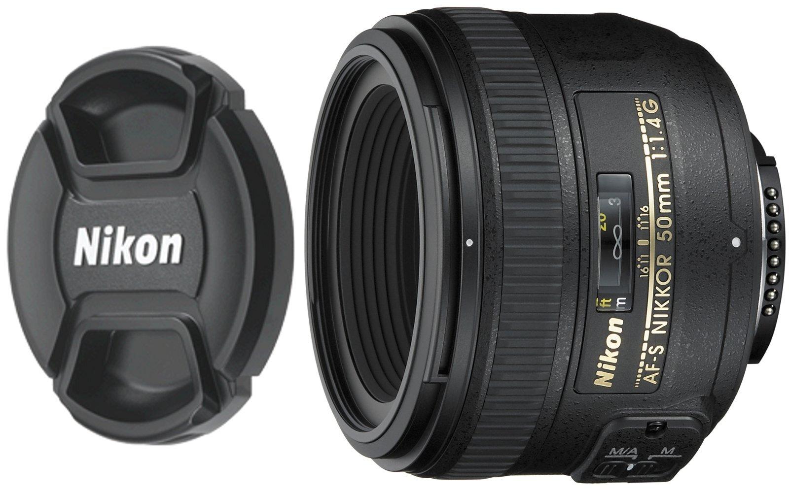 Ống kính Nikon AF-S Nikkor 50mm f/1.4G