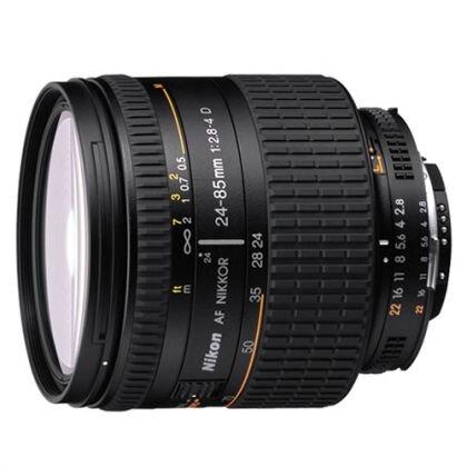 Ống kính Nikon AF Zoom Nikkor 24-85mm F2.8-4D IF