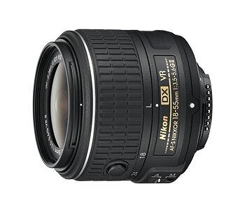 Ống kính Nikon Nikkor 18-55mm VR
