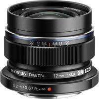 Ống kính Olympus ED 12mm F2.0