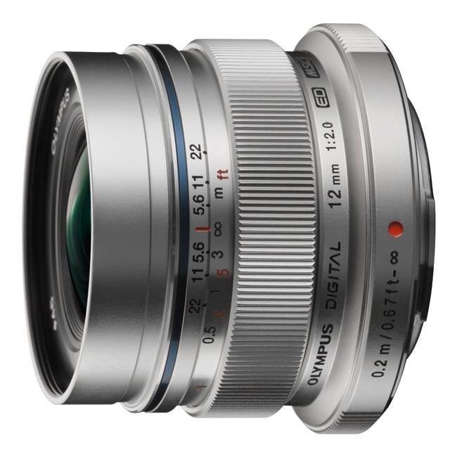 Ống kính Olympus M.Zuiko Digital 12mm F2.0