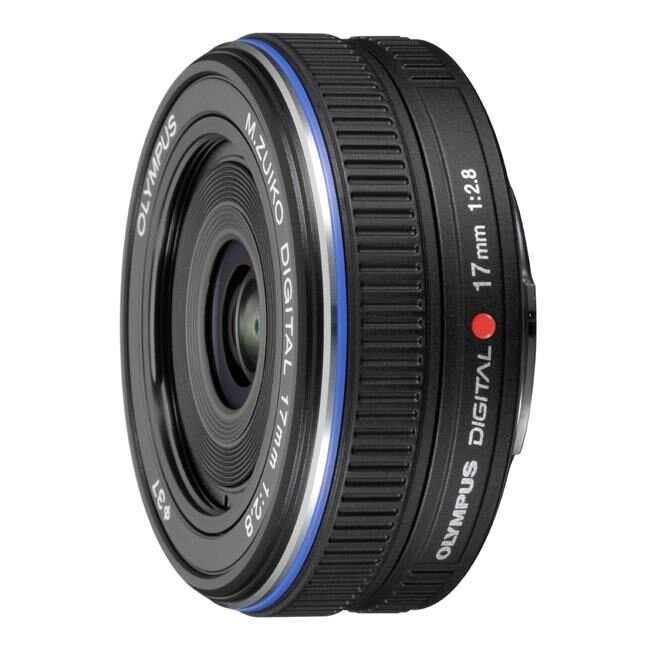 Ống kính Olympus M.Zuiko Digital 17mm F2.8