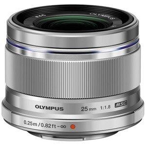 Ống kính Olympus M.Zuiko Digital ED 25mm F1.8