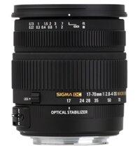 Ống kính Sigma 17-70mm F2.8-4 DC MACRO OS HSM
