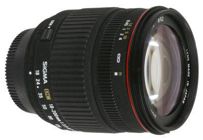 Ống kính Sigma 18-200mm F3.5-6.3 DC MACRO OS HSM / DC MACRO HSM