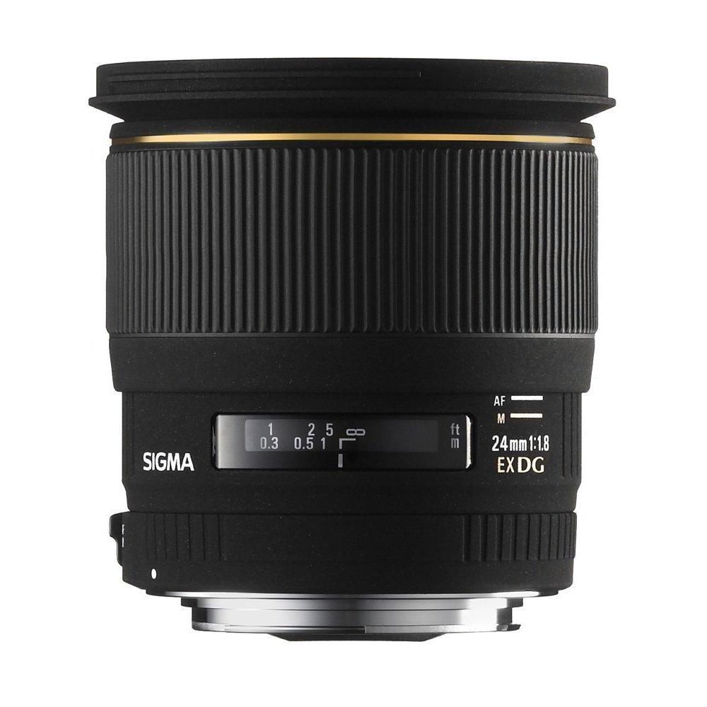 Ống kính Sigma 24mm F1.8 EX DG ASPHERICAL MACRO