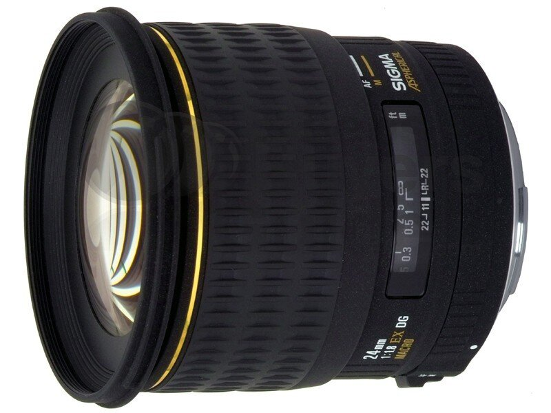 Ống kính Sigma 28mm F1.8 EX DG ASPHERICAL MACRO