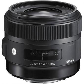 Ống kính Sigma 30mm F1.4 DC HSM
