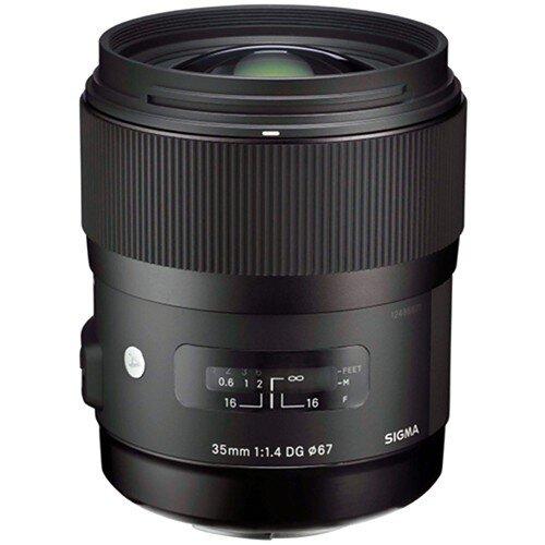 Ống kính Sigma 35mm F1.4 DG HSM