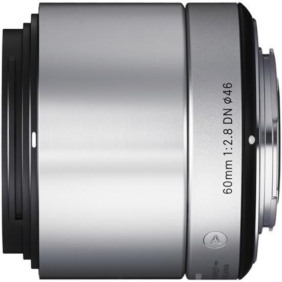 Ống kính Sigma 60mm F2.8 DN